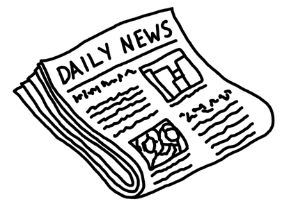 Image of a newspaper